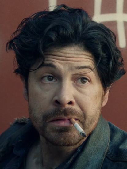 Cigarette Man (Fear)