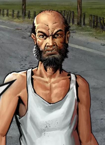 Reggie (Road to Survival)