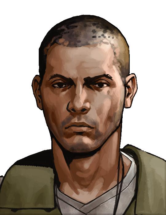 Samuel (Road to Survival)