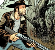 Issue 3 Deluxe - Rick hunting