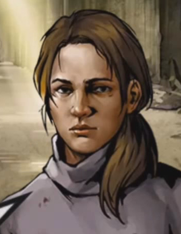 Claire (Road to Survival)