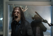 FTWD 6x07 Morgan and Zombified Terry