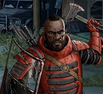 Mercer (Road to Survival)