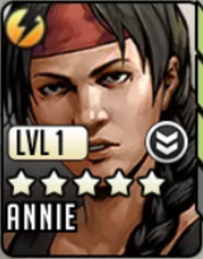 Annie (Road to Survival)