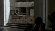 Carol hit by car