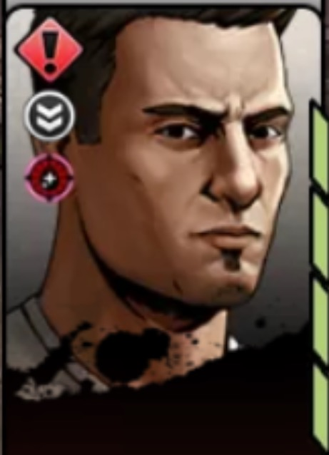 Cain (Road to Survival)