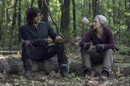10x01 Daryl and Carol