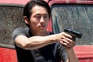 Walking dead tv glenn