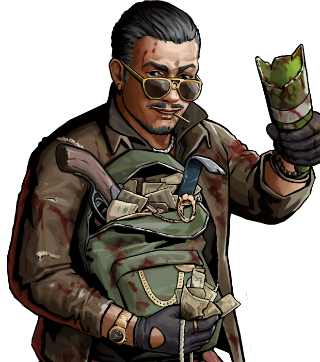 Tyler (Road to Survival)