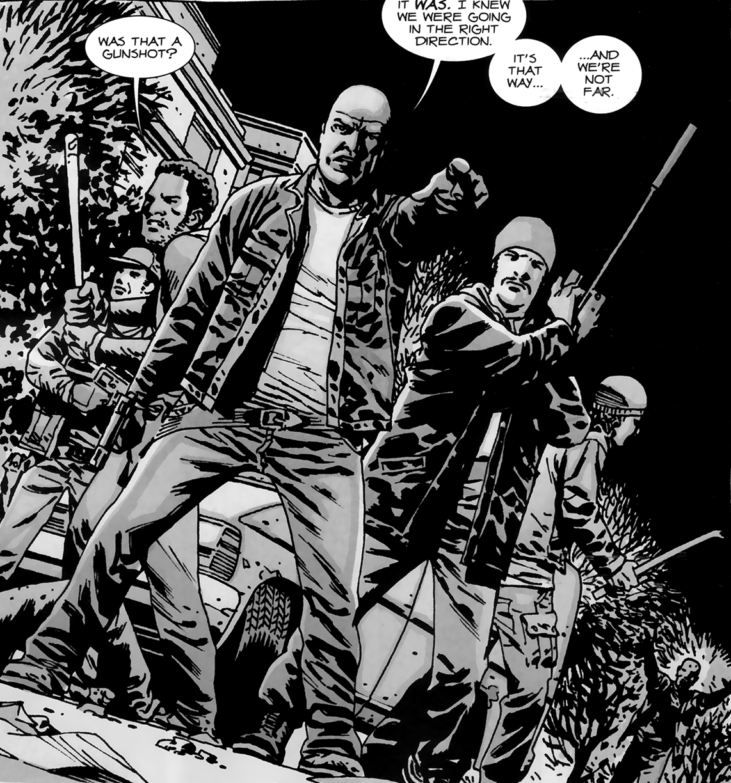 The Scavengers Comic Series Walking Dead Wiki Fandom