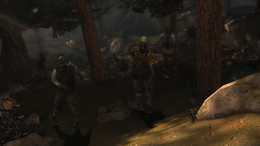 Georgia Woods (Video Game)