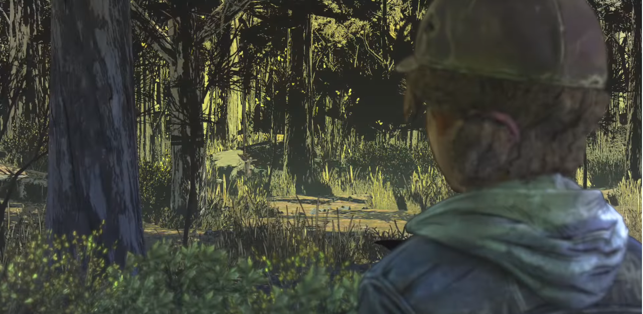 Hunting Area (Video Game)