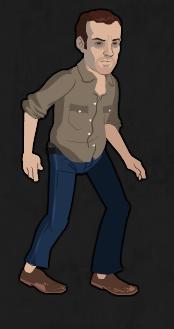 Rick Grimes (Social Game)