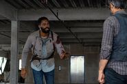 FTWD 6x16 Victor and Howard