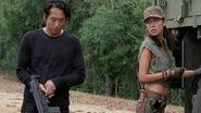 Glenn and Rosita 4x11