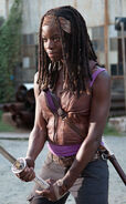 Michonne Say The Word 3