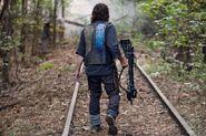 10x21 Daryl Being Daryl