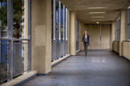 Paul R. Williams High School (Corridor)