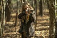 10x18 Leah with Shotgun