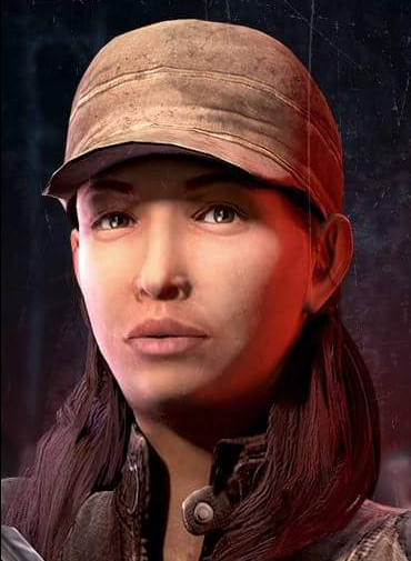 Rosita Espinosa (No Man's Land)