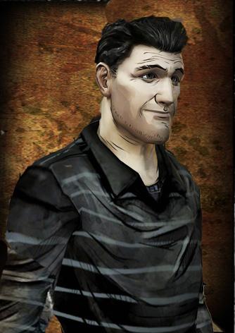 Andrew St. John (Video Game)/Gallery