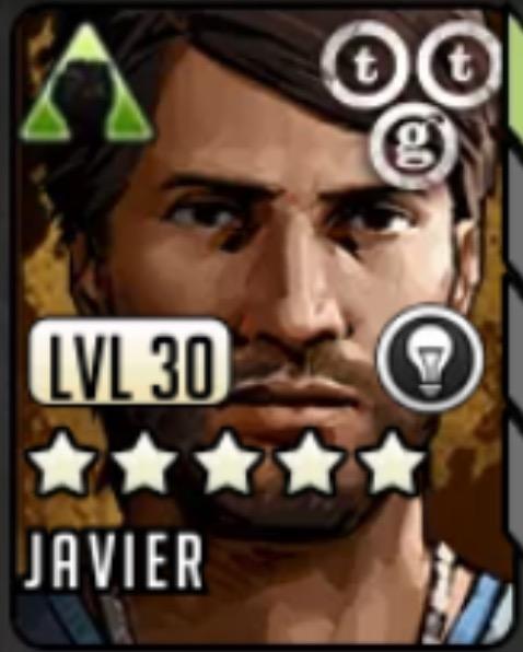 Javier García (Road to Survival)