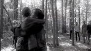 TDWCWYWB Daryl and Carol hugging
