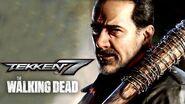 Tekken 7 - Negan Official Gameplay Reveal Trailer - TWT 2018