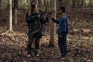 10x17 Daryl and Kelly