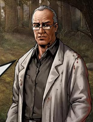 Dr. Stevens (Road to Survival)