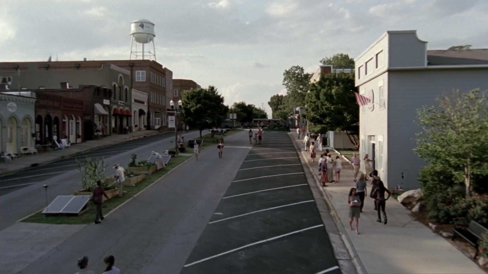 Woodbury, Georgia (TV Series)