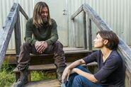 Paul Rovia and Maggie Rhee 7x14