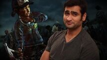 Kumail Nanjiani's Character - The Walking Dead The Game