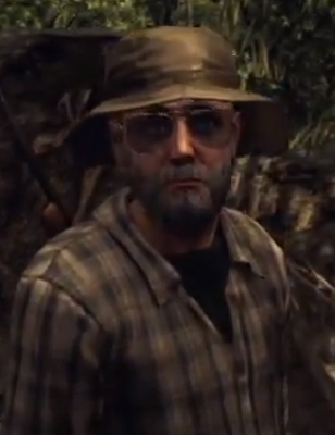 Buck (Survival Instinct)