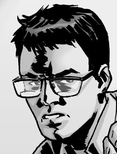 Carson (Comic Series)