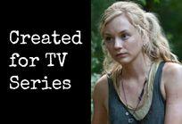 Beth Greene TV vs. Comics