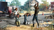 Fear the living TWDS