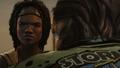 ITD Michonne Unconvinced