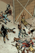 Issue 11 Deluxe - Hershel's Farm Zombies