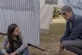 10x04 Negan and Lydia bonding