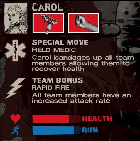 Carol (Assault)/Gallery