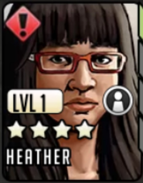 Heather (Road to Survival)