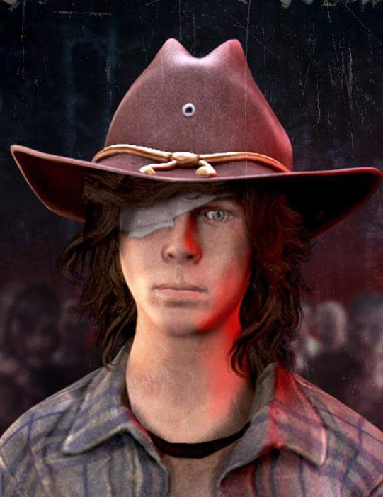 Carl Grimes (No Man's Land)