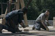 9x02 Daryl and Aaron workhardplayhard