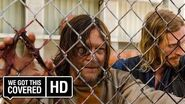 """The Walking Dead 7x03 """"The Cell"""" Making Of Featurette"""