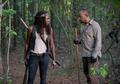 AMC 601 Michonne Morgan Woods
