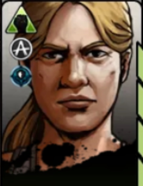 Darlene (Road to Survival)