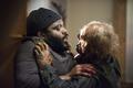 AMC 509 Walker Attacks Tyreese