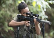 AMC 510 Sasha Aiming Rifle