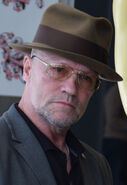 Michael Rooker Makeup and Hairstyling Symposium - Feb 2015 (cropped)